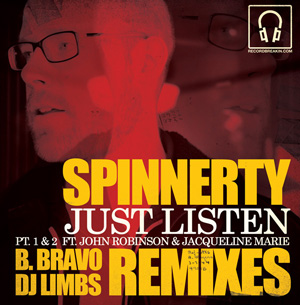 RBM019 Spinnerty Remixes